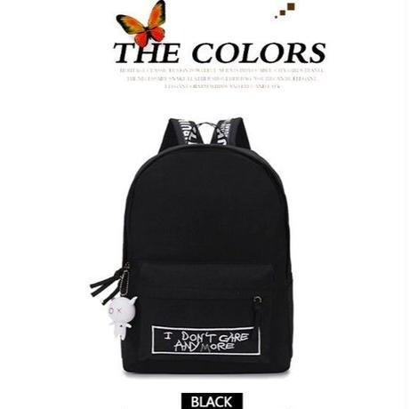 2 Color 海外ブランド 人気 バックパック モノトーン 英語 ロゴ おしゃれ 流行 安い かわいい レディース 高校生 旅行 アウトドア 通学 カジュアル パンク リュック 海外輸入品
