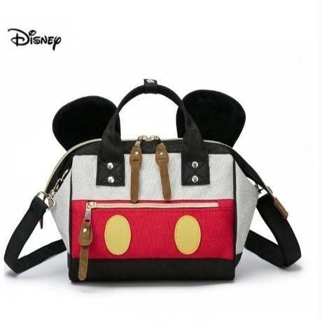 2 Color 海外ブランド 人気 ミッキーマウス ショルダーバック ディズニー ミニ マザーズバック 可愛い バック 哺乳瓶入れ ドナルド 使いやすい クロスボディバック 安い 肩掛け 斜め掛け