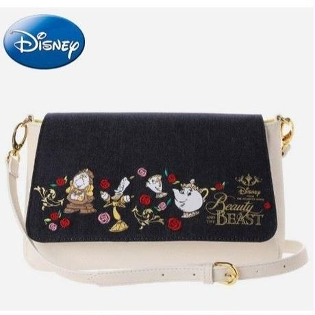 1 Color 海外ブランド 人気 ミッキーマウス ショルダーバック ディズニー ミニ 小さめ 可愛い バック 斜め掛け プリンセス アリス 美女と野獣 お出かけ