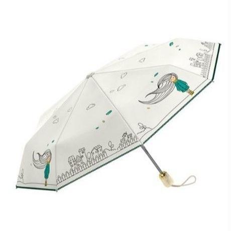 1Color 海外 ブランド 人気 傘 折りたたみ傘 コンパクト レディース 折りたたみ 可愛い おしゃれ 旅行 通勤 通学 お出かけ ショッピング 可愛い キレイ コーデ カジュアル