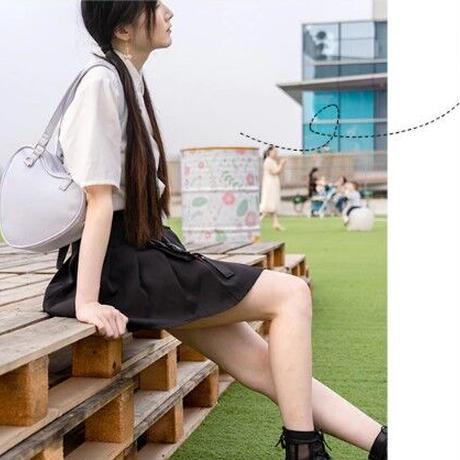 4Color 海外ブランド 人気  オシャレ ハート ハンドバッグ レディース 大人可愛い 使いやすい 通学 レザー バック 肩掛けバッグ ショルダーバッグ ロリータ スクールバッグ  B1788
