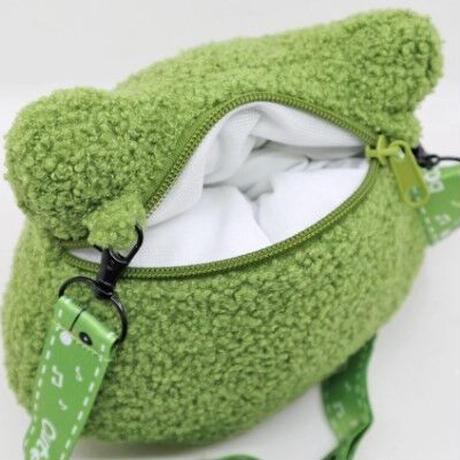 3Color 海外ブランド 人気  オシャレ 可愛い カエル バッグ レディース  キッズ 大人可愛い フェミニン 使いやすい 旅行 ショルダー バックパック リュック バック B 2086
