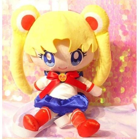2Color 海外 ブランド 人気  美少女戦士セーラームーン ぬいぐるみ リュック レディース 可愛い 人形 もこもこ ウサギ ちびうさ バックパック バックパック女子 バックパック旅行 おしゃれ