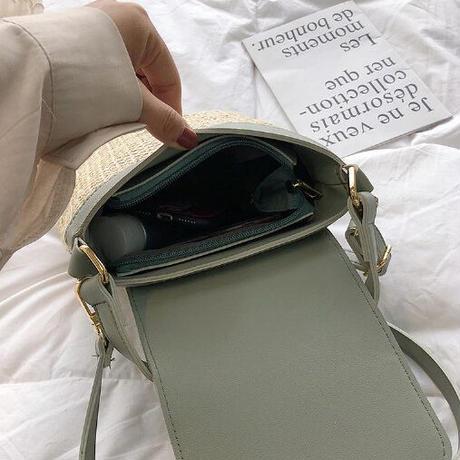 4Color 海外ブランド 人気  オシャレ リング バケットバッグ 夏 可愛い アイテム レディース ミニ ハンドバッグ  カジュアル 大人可愛い フェミニン  B2296 ショルダーバッグ