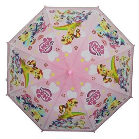2Collar 海外 ブランド 人気  マイリトルポニー キャラクター 傘 キッズ 可愛い 安い シンプル お出かけ 旅行 通学 ディズニー マーベル プリンセス おしゃれ 子供 プレゼント