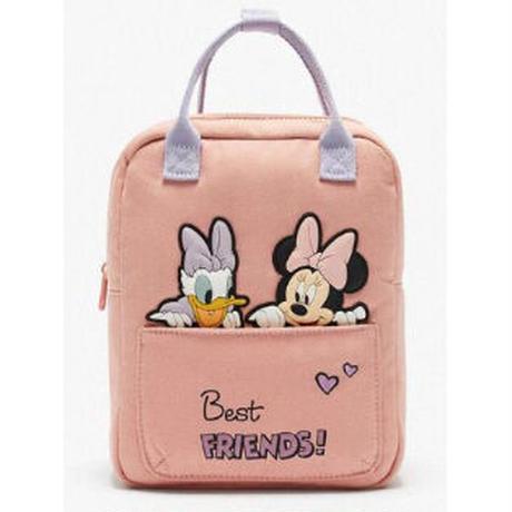 3Color 海外ブランド 人気  オシャレ 可愛い  ミニーマウス キッズ リュック 使いやすい 通勤 旅行 バックパック バック 子供 おむつバッグ ママバッグ ディズニー B2200