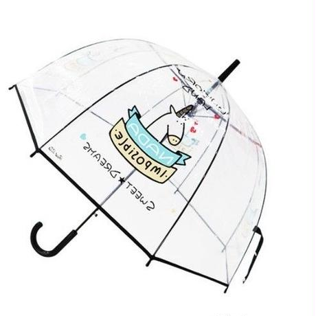 6Color 海外 ブランド 人気  傘 雨傘 可愛い キッズ 女の子 サイズ 女性用 海 プール ショッピング きれいめカジュアル 直径   お出かけ ビニール傘 キャラクター