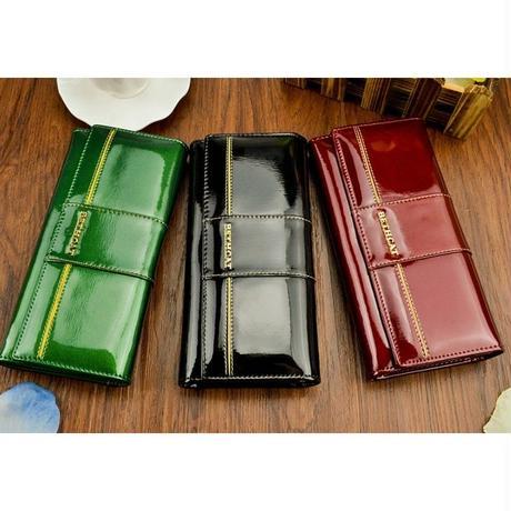 6Color 海外 ブランド 人気 長財布 本革 レディース シンプル 使いやすい キレイ レザー 安い プチプラ コーデ 可愛い財布 シンプルな財布 おしゃれ おすすめ