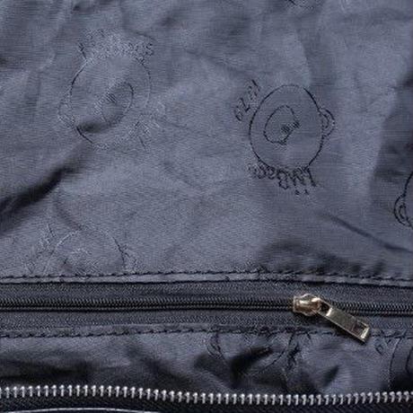 1Color 海外ブランド 人気  クール ブラックレザー ウサギ ビッグ バックパック 可愛い レディース 大人可愛い ゴスロリ パンク リュック 使いやすい バック メンヘラ  B2040