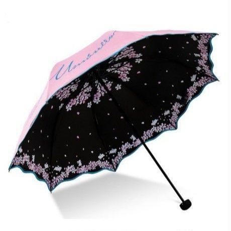 6Color 海外 ブランド 人気 日傘 傘 雨傘 可愛い 花柄 UV(UPF50 +) サイズ 女性用 日焼け 対策 シミ シワ 海 プール ショッピング きれいめカジュアル 直径