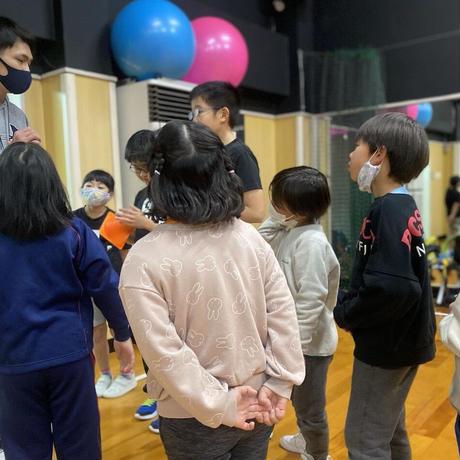 火曜日 スポーツスクール アースレンジャー × QSS 【カラダを動かすのが好きになる】