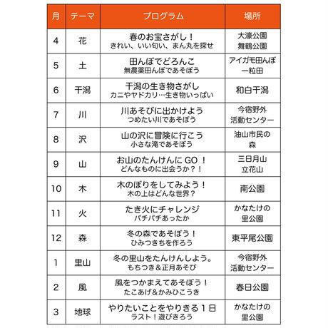 11月たき火にチャレンジ|ベーシック単発参加【4歳〜小2】