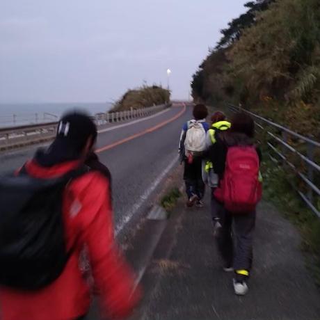 10月 オーバーナイトハイク【小6〜中3】|ネクスト単発参加