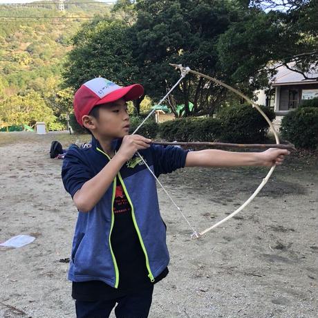 10月 弓矢&パチンコを作ろう!|アドバンス単発参加【小3〜小4】
