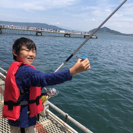 11月 海釣り 魚との知恵比べ|プラス単発参加【小4〜小6】
