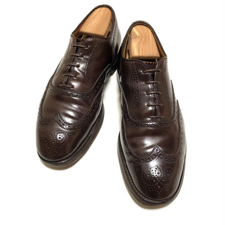 Alden Shell Cordovan Short Wing