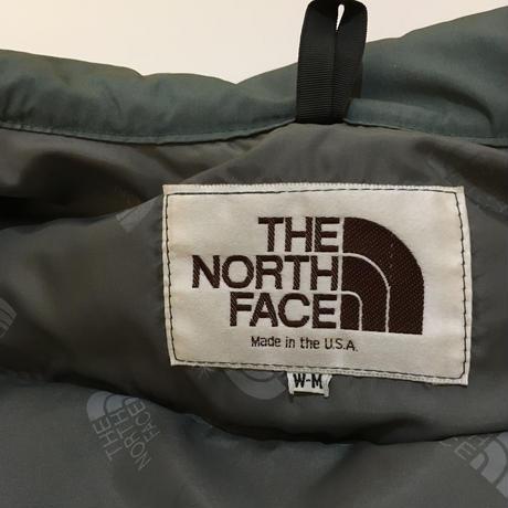 The North Face Down Vest ノースフェイス 茶タグ