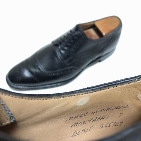 HERRING SHOES  チーニー製 Montreal