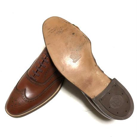 Freeman Full Brogue Vintage Shoes Dead Stock