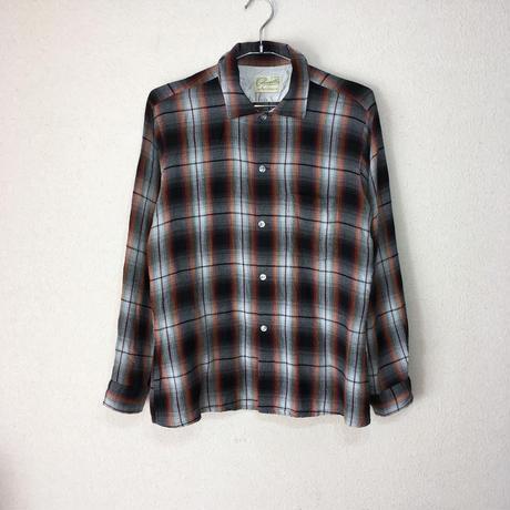 Vintage Arrow Rayon Shirt