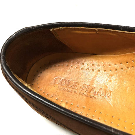 COLE HAAN By Grenson Made In England Loafer