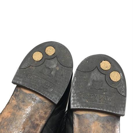 Unknown Brand Vintage Shoes Kid Skin