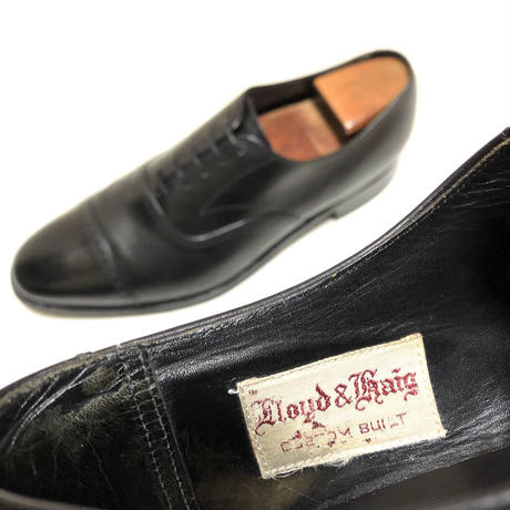 Lloyd & Haig By Cheaney Made In England