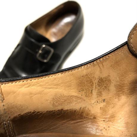 クロケット &ジョーンズ Crockett&jones × VISARUNO Monk Strap Shoes