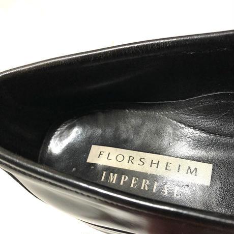 Florsheim Imperial YUMA Black Shell Cordovan 78086