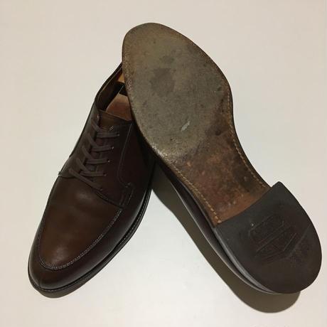 Bostonian Foot Savers Vチップ ブラウン