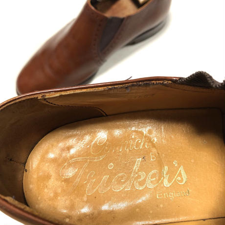 Coniche By Trcker's Vintage Shoes トリッカーズ