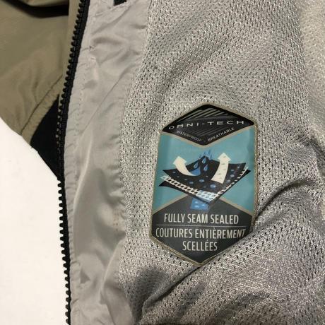 コロンビア オムニテック ナイロン フィッシング ジャケット Columbia OMNI TECH