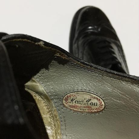 Kow Hoo Vintage Shoes Cordovan Bespoke