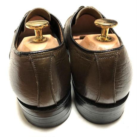"""John Shortland """"WEARRA"""" Vintage Shoes プレーントゥ"""