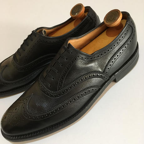 Florsheim Short Wing 21304 Black フローシャイム