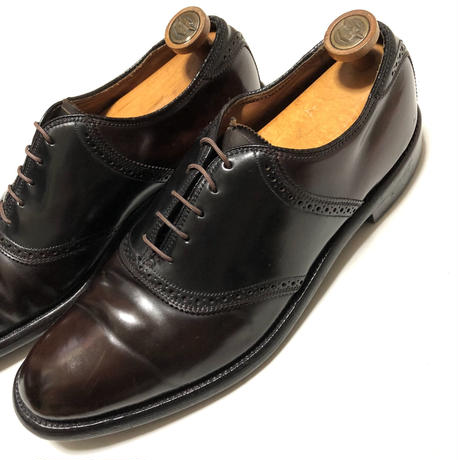 Florsheim 32302 The Dover Cordovan Saddle Shoes