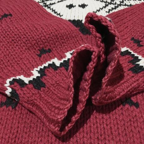 ウールリッチ ノルディック セーター Wool Rich