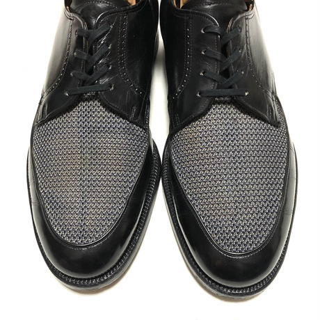 Foot So Port Supreme U-tip Mesh Spectator Shoes