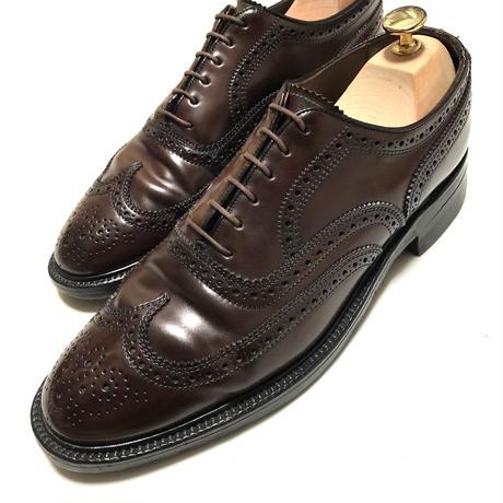 Roblee Shell Cordovan Balmoral Vintage Shoes