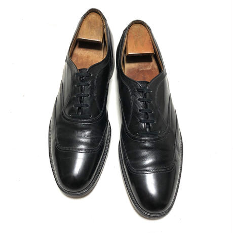Nunn Bush Ankle Fashioned U Wing Tip