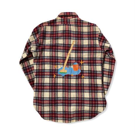 Badmind Cleaners Pendleton shirt