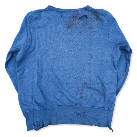 Classic logo damage vintage sweat