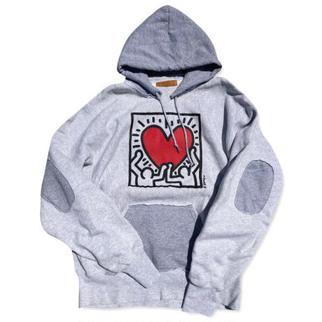 Keith Haring remake parker