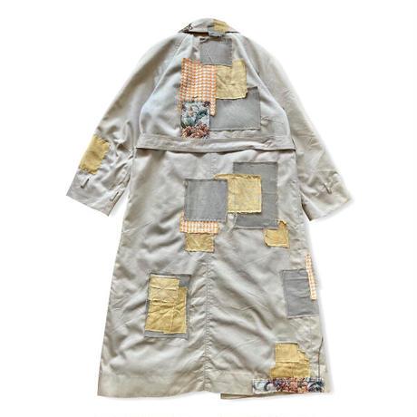 remake patchwork coat