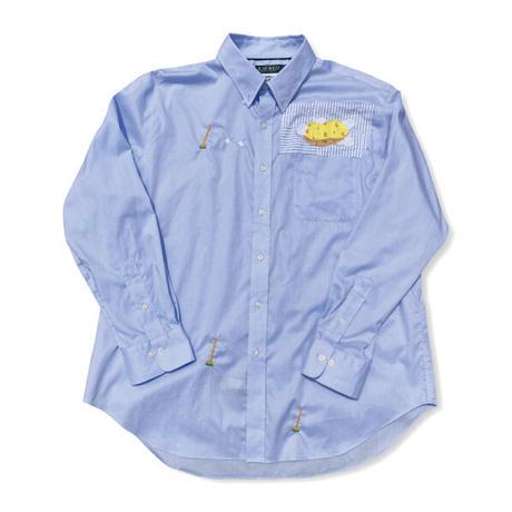 Badmind Cleaners POLO sponge shirt