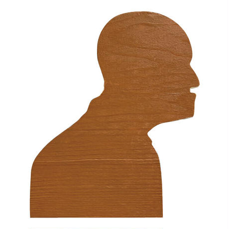 You Will Be Happy wood incense stand
