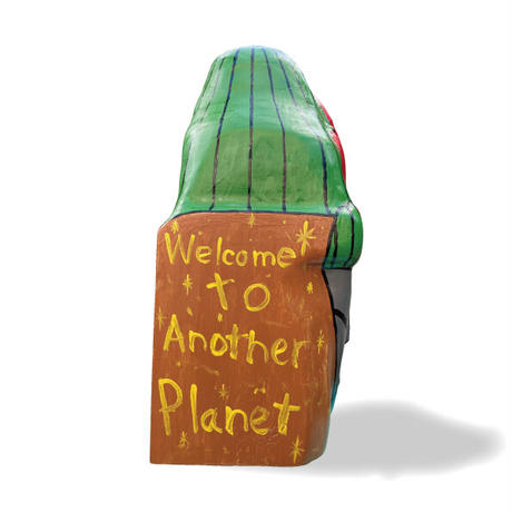 Another Planet Bookend