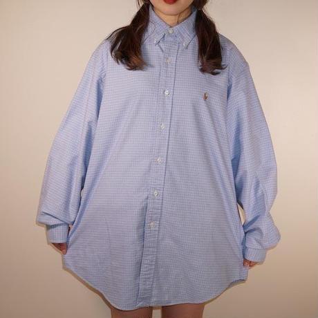 Polo by Ralph Lauren(ポロ バイ ラルフローレン)チェックシャツ[0299]