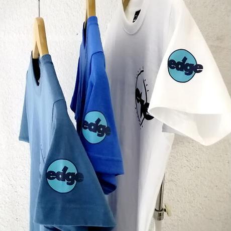 【送料無料】石垣島エッジTシャツ/石垣島の砂浜ホワイト