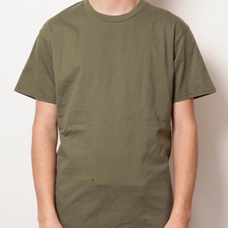 金本幸洋オリジナルデザインTシャツ  /  MILITARY GREEN / 送料込み